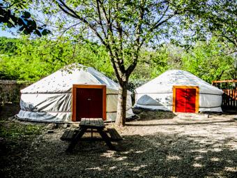 Csiki Pihenőkert tábor