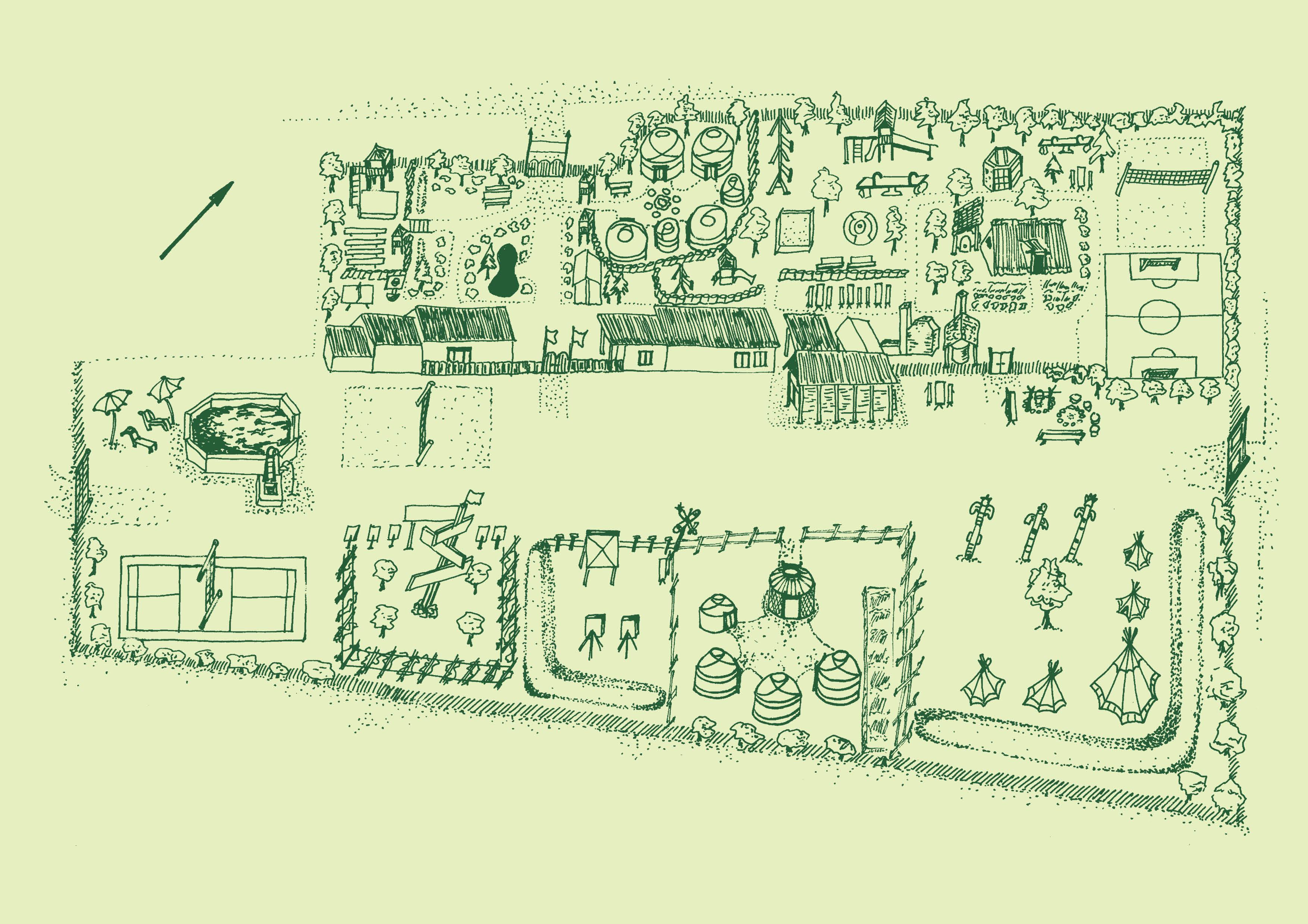 tábor térkép budaörs