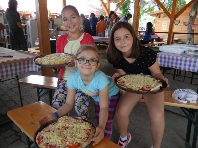 """""""Cucina alla Mamma"""" A Mama konyhája - olasz főzőtábor Csiki Pihenokert"""