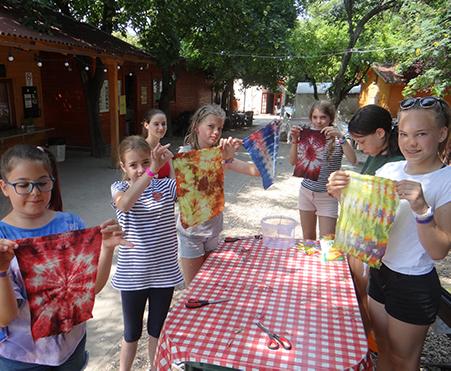 Divat hét Csiki Pihenőkert nyári tábor