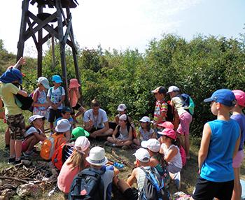 Fürkész tábor a Csiki-hegyekben - természetismereti és térképész expedíció Csiki Pihenokert