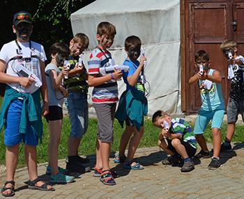Szuperhosok hete modern nyari tabor a Csiki Pihenokertben