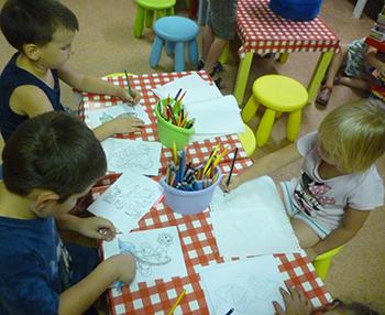 Kreatív kuckó - művészeti képességfejlesztő tábor ovisoknak a Csiki Pihenokertben