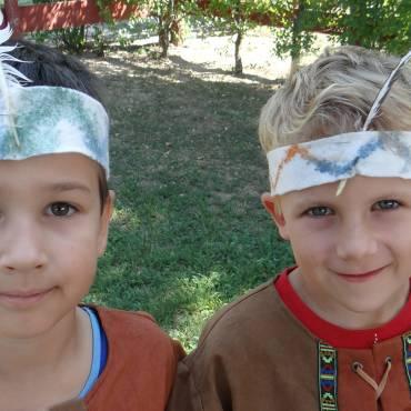 Yakari nyomában! – Kis Medve törzsének gyermekei, vadnyugati mesetábor